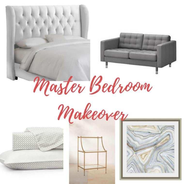 Master BedroomMakeover