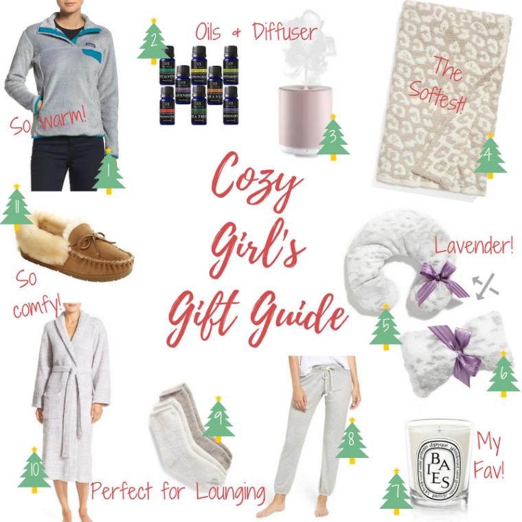 Cozy Girl'sGift Guide